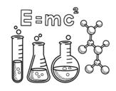 Dibujo de Cours de chimie