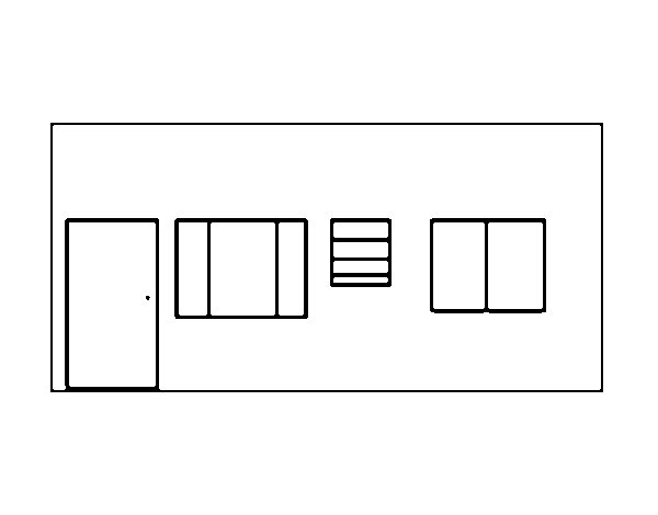 Coloriage de maison sans toit pour colorier for Maison sans toi