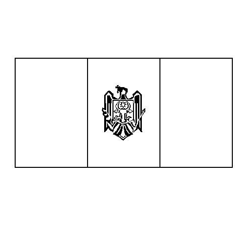 Coloriage de moldavie pour colorier - Coloriage drapeau portugal ...