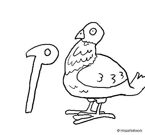 Coloriage de pigeon pour colorier - Dessin de pigeon ...