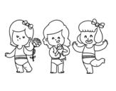 Dibujo de Triplés