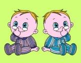 Enfants jumeaux