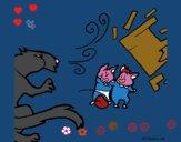 Les trois petits cochons 9