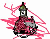Taxi-éléphant