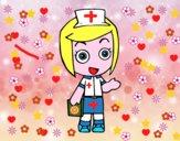 Une docteur
