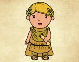 Jules César de l'enfant