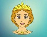 Visage de princesse