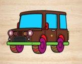 Jeep tout terrain