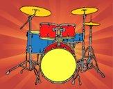 Batterie de percussions