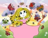 Papillons Princesse