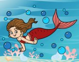Sirène de mer
