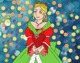 Princesse médiévale