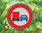 Dépassement interdit pour les camions