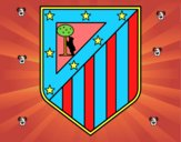 Blason du Club Atlético de Madrid