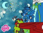 Princesse Luna My Little Pony