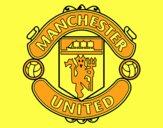 Blason du Manchester United