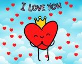 Cœur I love You