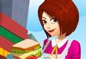 Le sandwich de Nora