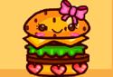 Votre hamburger